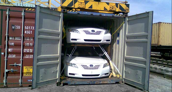 vehicle-shipping